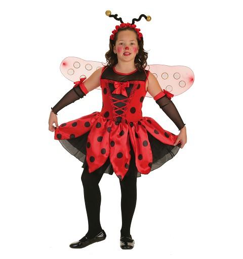 Disfraz Infantil Mariquita
