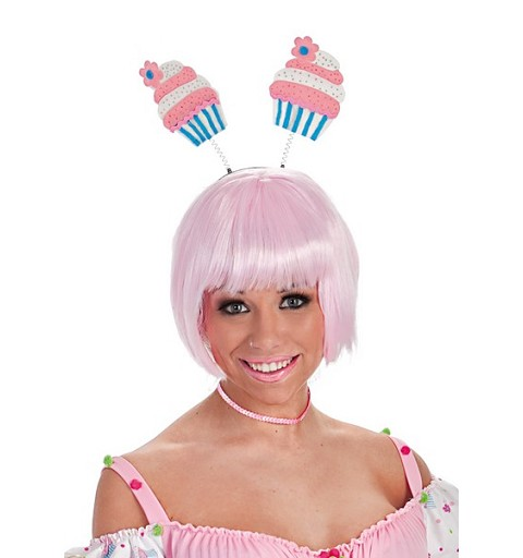 Diadema Cupcake Gde.