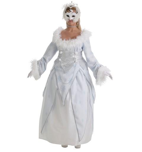 Disfraz Adulto Reina de Las Nieves