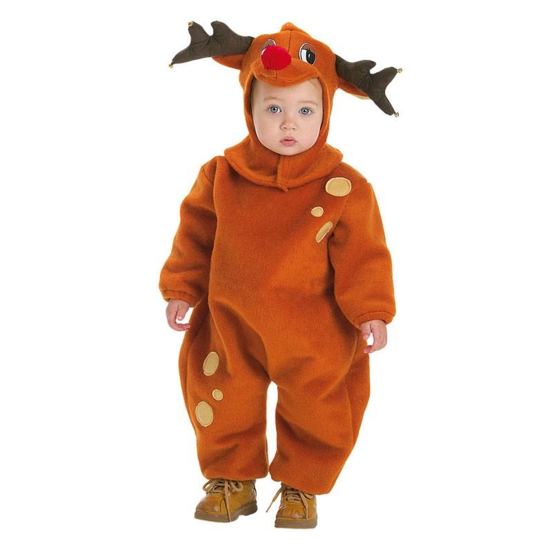 Disfraz de reno bebe 0 a 12 meses midisfraz - Disfraz de reno nina ...