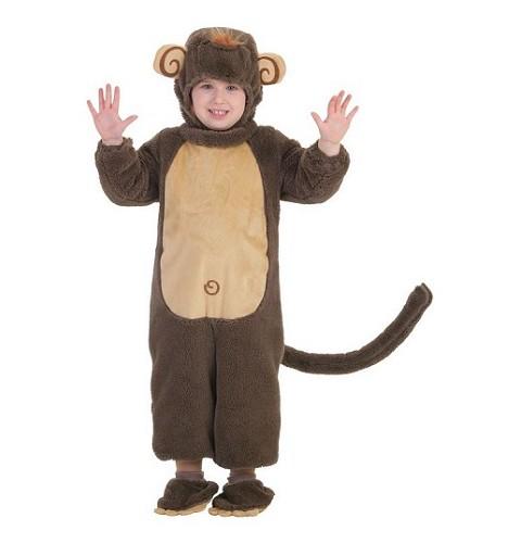 Disfraz Infantil Monito - BEBE