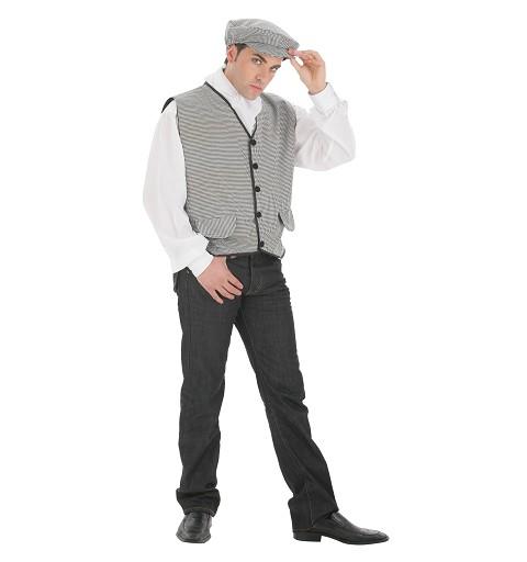 Disfraz Adulto Chaleco Chulapo