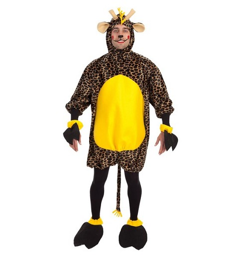 Disfraz Adulto Jirafa Hombre