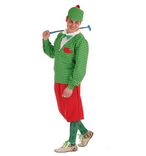 Disfraz Adulto Jugador Golf