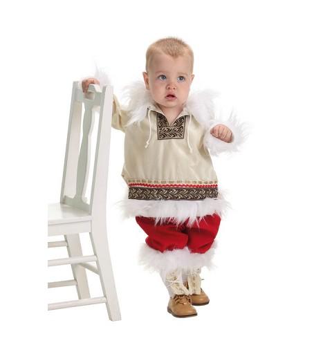Disfraz Bebe Esquimal
