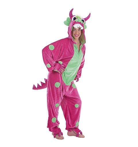 Disfraz Adulto Monster Lunares