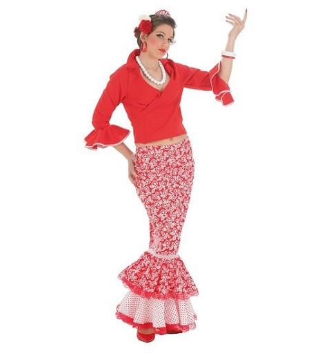 Disfraz Adulto Sevilla Chica
