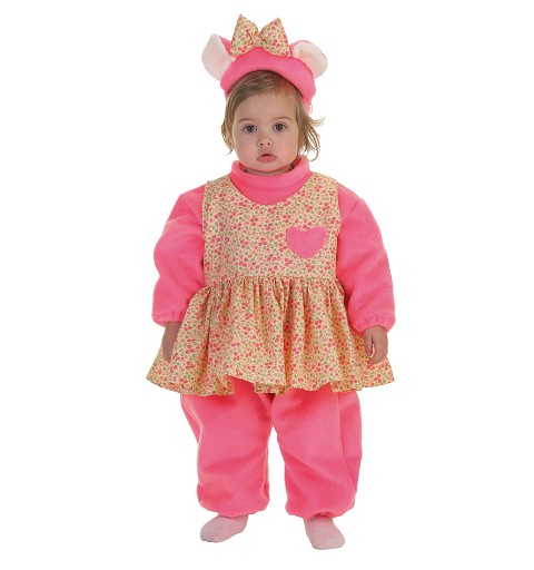 Disfraz Bebe Osita Maria