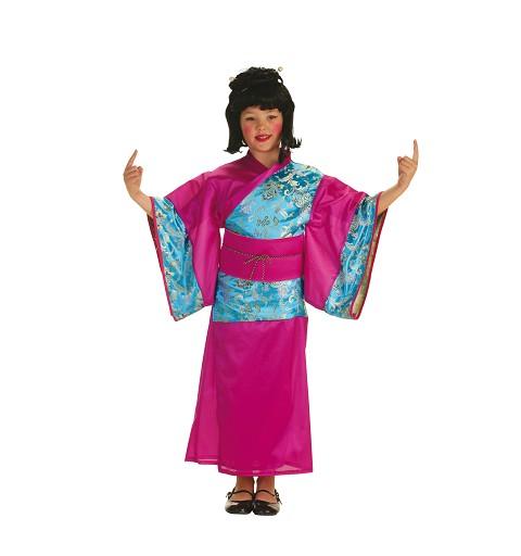 Disfraz Infantil Geisha Ikita