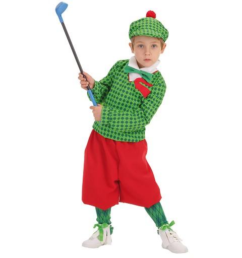 Disfraz Inf. Jugador Golf