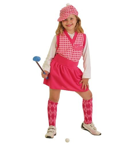 Disfraz Inf. Jugadora Golf