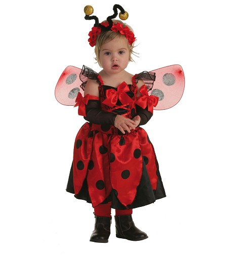 Disfraz Bebe Mariquita