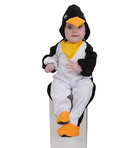Disfraz Pingúino Bebe (0 a 12 meses)