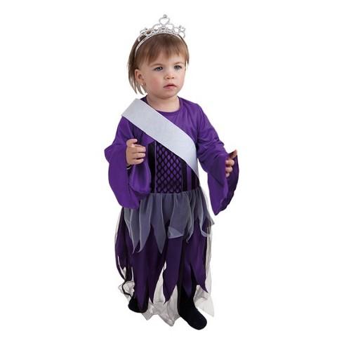 Disfraz Miss Halloween Bebe (0 a 12 meses)