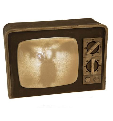 Televisor Terror con Luz y...
