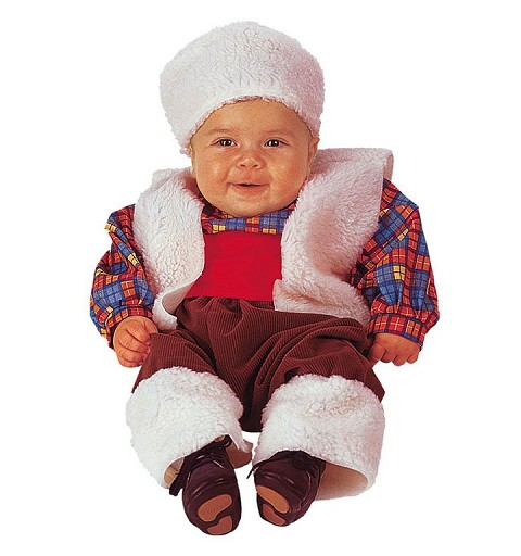 Disfraz Pastor para Bebé...