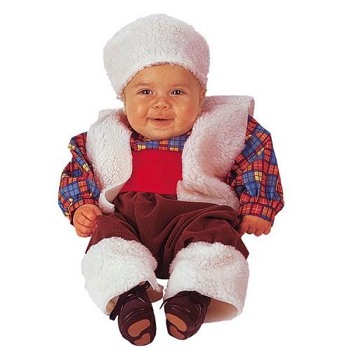 Disfraz Pastor T-Xs Bebe...