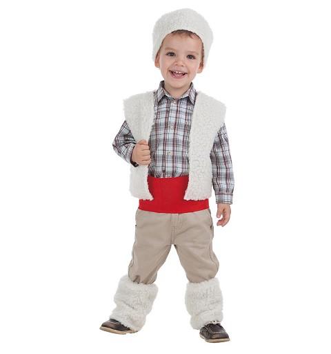 Disfraz Pastor T-S Bebe (1 a 2 a años)