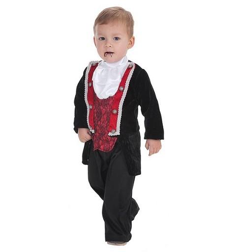 Disfraz Vampiro Gótico Bebé...