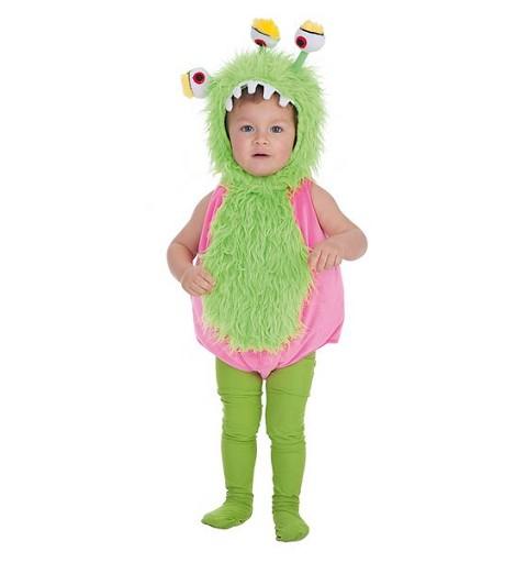 Disfraz Monster Tri-Ojos Bebe (0 a 12 meses)