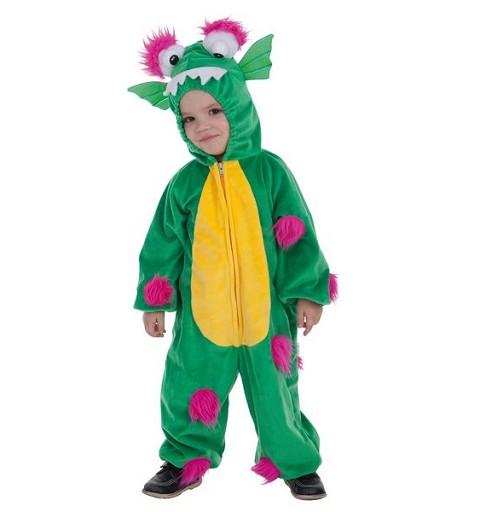 Disfraz Infantil Monster Verde