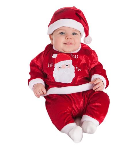 Traje Baby Noel Hoho para...