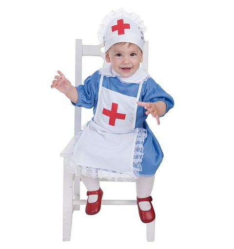 Disfraz Enfermera Bebe (0 a...