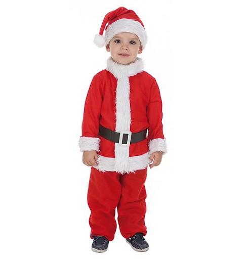 Disfraz Infantil Baby Noel Bebe Talla S (De 1 a 2 años)
