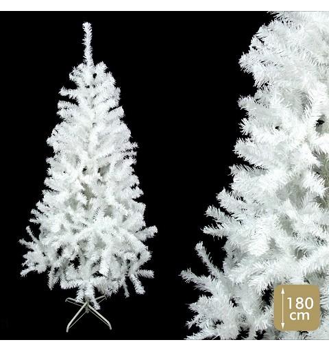 Árbol de Navidad Blanco Pvc