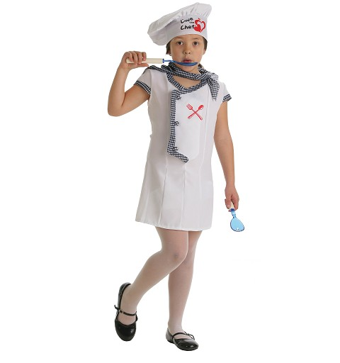 Disfraz Cocinera Infantil