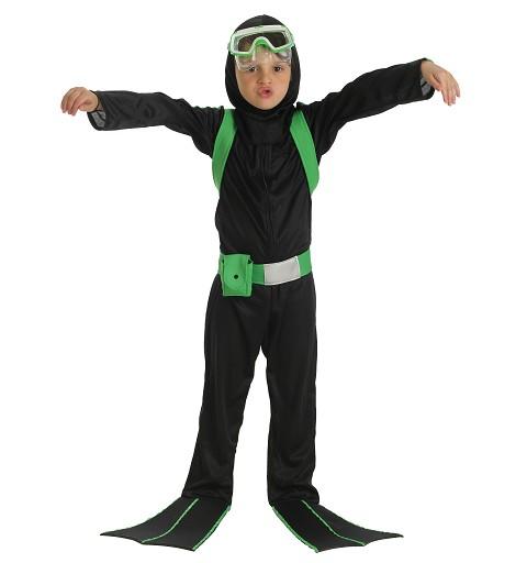 Disfraz Infantil Buceador