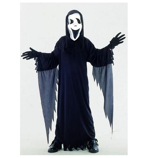 Disfraz Tunica Fantasma M Infantil