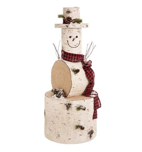 Muñeco Navideño de Nieve 40...