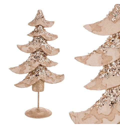 Árbol de Navidad Purpurina...