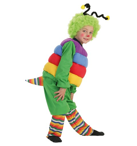 Disfraz Gusanito Infantil