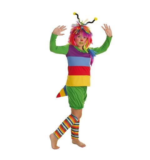 Disfraz Gusanita Infantil