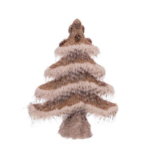 Árbol de Navidad Tejido 10...