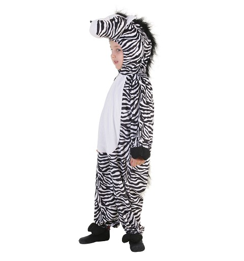 Disfraz Cebra T-S Infantil