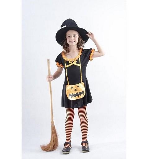 Disfraz Infantil Brujita...