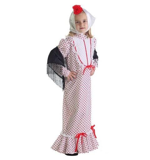 Disfraz l Chulapa Infantil