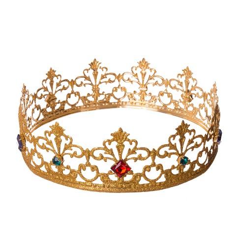 Corona de Rey Mago para Adulto