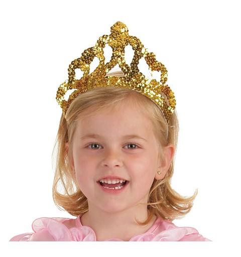 Corona Oro Princesa