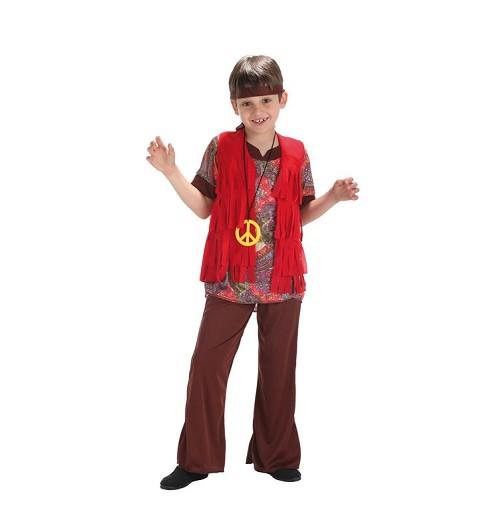 Disfraz Party Hippy Infantil