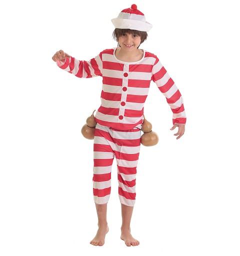 Disfraz Socorrista Infantil
