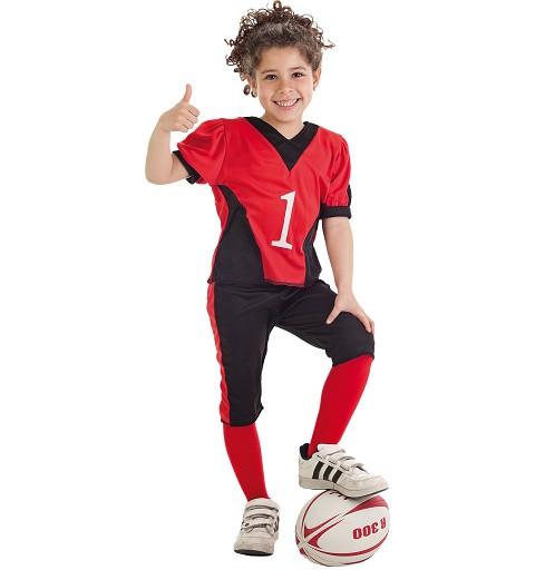 Disfraz Jugadora Beisbol Infantil
