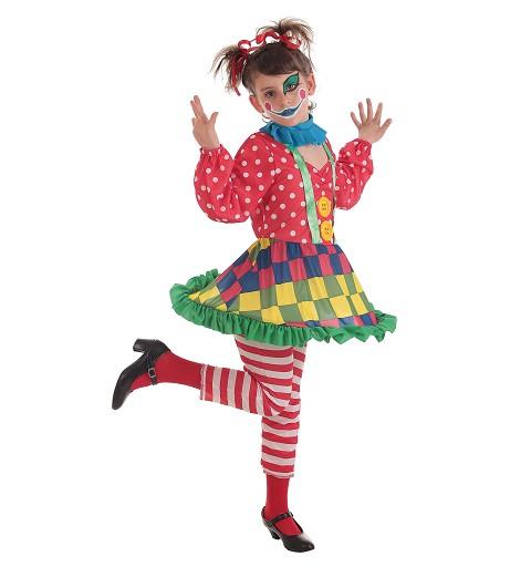Disfraz Payasa Spotty Infantil