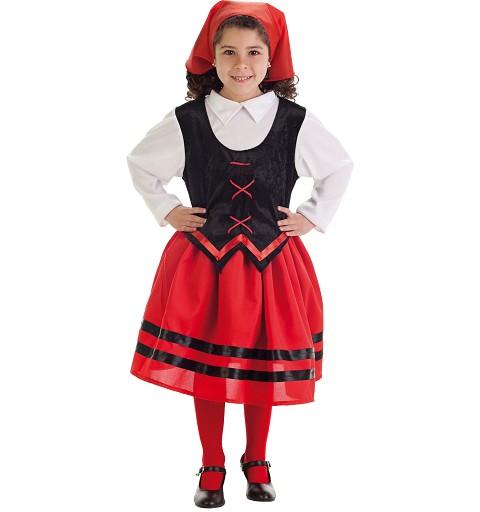 Disfraz Pastorcita Infantil