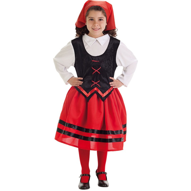 Midisfraz disfraz pastorcita infantil - Disfraz marinera casero ...