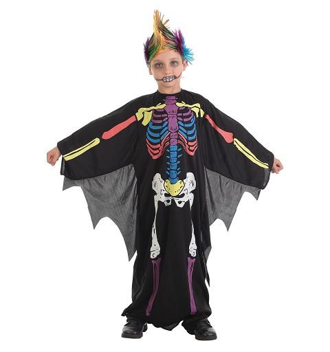 Disfraz Skeleto Color Infantil