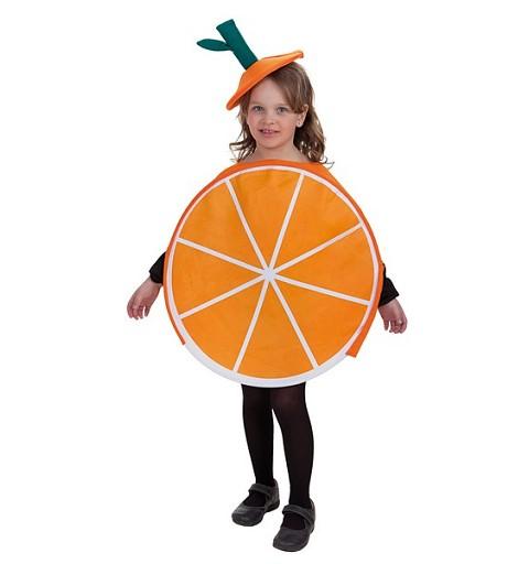Disfraz Naranja Infantil